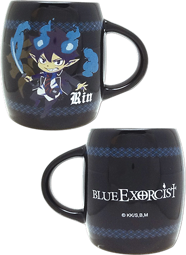 Blue Exorcist - Sd Rin Mug officially licensed Blue Exorcist Mugs & Tumblers product at B.A. Toys.