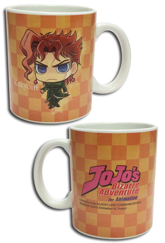Jojo - Iggy Mug officially licensed Jojo'S Bizarre Adventure Mugs & Tumblers product at B.A. Toys.