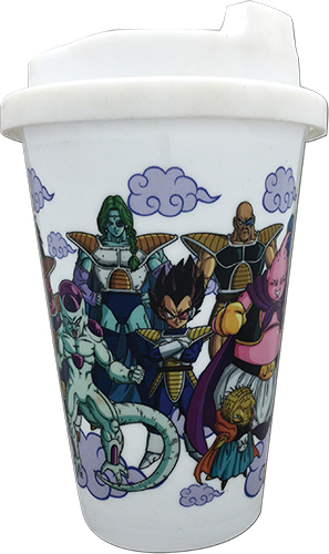 Dragon Ball Z - Villain Group Mug officially licensed Dragon Ball Z Mugs & Tumblers product at B.A. Toys.