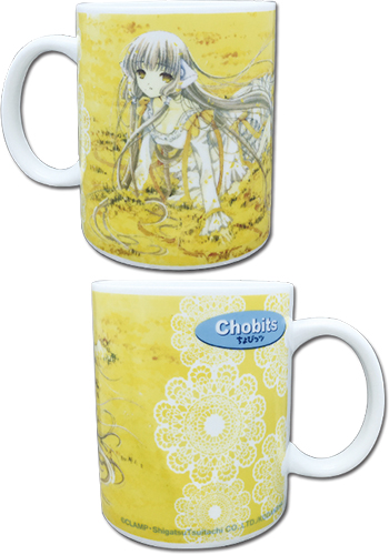 Chobits - Chi Mug officially licensed Chobits Mugs & Tumblers product at B.A. Toys.