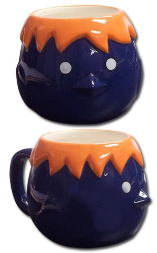 Haikyu!! - Hinata Crow 3D Mug, an officially licensed product in our Haikyu!! Mugs & Tumblers department.