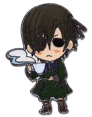 Black Butler Ciel Sd Patch, an officially licensed product in our Black Butler Patches department.