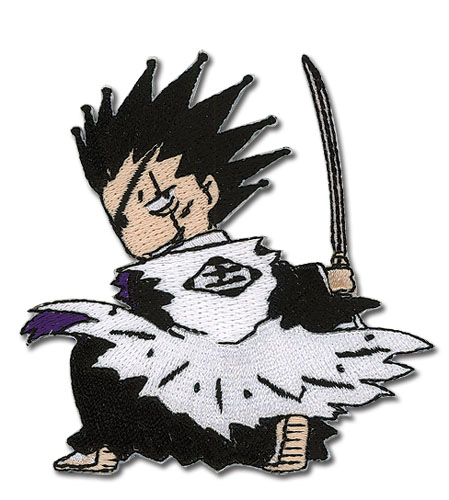 Bleach Kenpachi Sd Embroidery Patch, an officially licensed product in our Bleach Patches department.