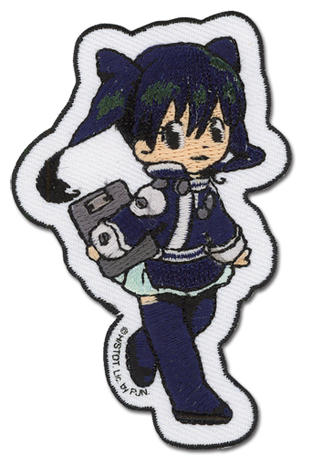 D Gray Man Linally Patch, an officially licensed D Gray Man Patch