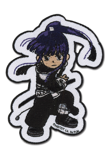 D Gray Man Kandi Patch, an officially licensed product in our D.Gray-Man Patches department.