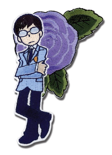 Ouran High School Host Club Kyoya Patch, an officially licensed product in our Ouran High School Host Club Patches department.