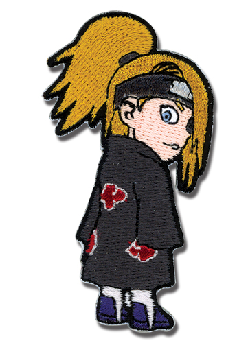 Naruto Shippuden Deidara Patch, an officially licensed product in our Naruto Shippuden Patches department.
