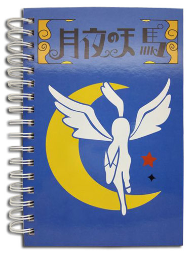 Sailor Moon Supers - Pegasus Book Notebook officially licensed Sailor Moon Stationery product at B.A. Toys.