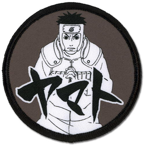 Naruto Shippuden Yamato Patch, an officially licensed product in our Naruto Shippuden Patches department.