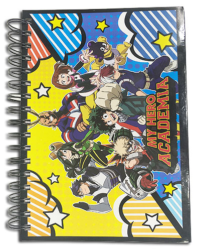 My Hero Academia - Hero Costume Notebook officially licensed My Hero Academia Stationery product at B.A. Toys.