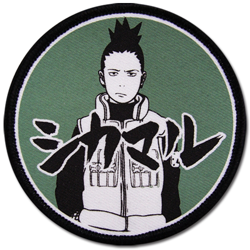 Naruto Shippuden Shikamaru Patch, an officially licensed product in our Naruto Shippuden Patches department.