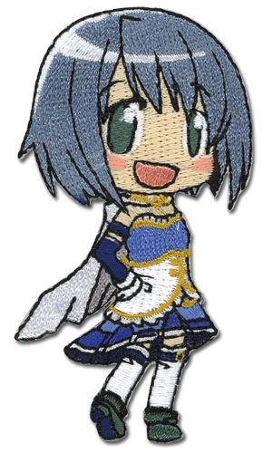 Madoka Magica Sayaka Patch officially licensed Madoka Magica Patches product at B.A. Toys.