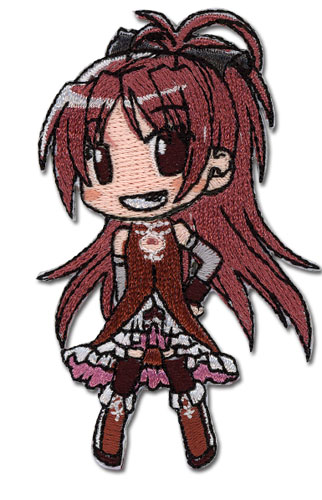 Madoka Magica Kyoko Patch officially licensed Madoka Magica Patches product at B.A. Toys.