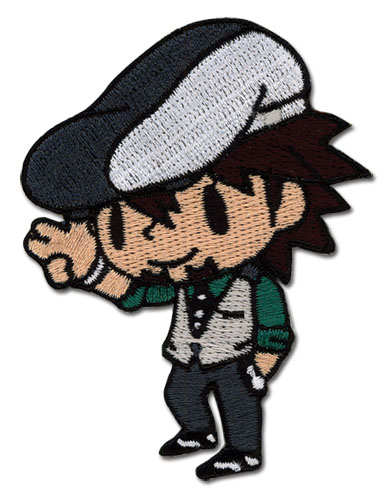 Tiger & Bunny Kotetsu Embroidered Patch, an officially licensed product in our Tiger & Bunny Patches department.