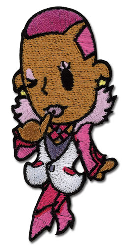 Tiger & Bunny Nathan Sd Patch, an officially licensed product in our Tiger & Bunny Patches department.