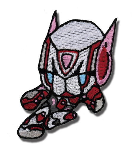 Tiger & Bunny Barnaby In Costume Emroidered Patch, an officially licensed product in our Tiger & Bunny Patches department.