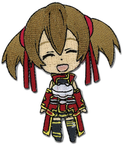 Sword Art Online Silica Patch, an officially licensed product in our Sword Art Online Patches department.