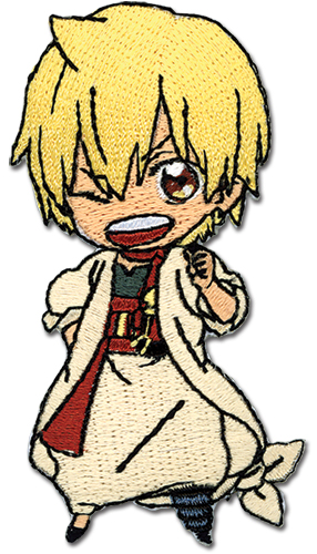 Magi Alibaba Patch, an officially licensed product in our Magi Patches department.