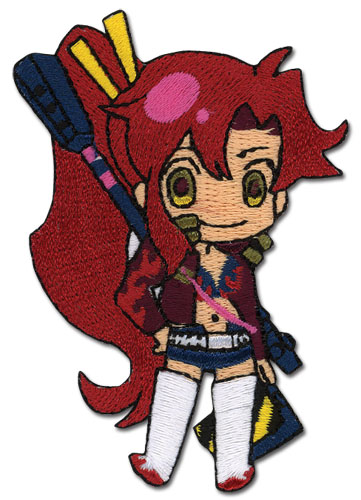 Gurren Lagann Yoko Patch, an officially licensed product in our Gurren Lagann Patches department.