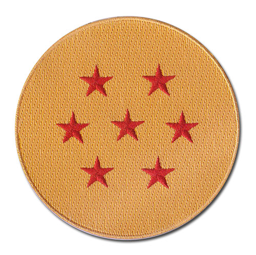 Dragon Ball Z - 7-Star Dragonball Patch, an officially licensed product in our Dragon Ball Z Patches department.