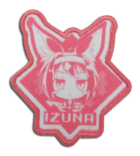 No Game No Life - Lzuna Patch officially licensed No Game No Life Patches product at B.A. Toys.