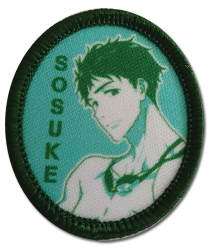 Free! 2 - Sosuke Patch, an officially licensed product in our Free! Patches department.