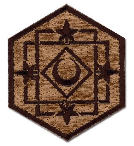 Bleach Shihoin Emblem Patch, an officially licensed product in our Bleach Patches department.