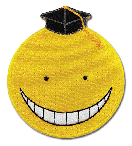Assassination Classroom - Koro Sensei Patch, an officially licensed product in our Assassination Classroom Patches department.