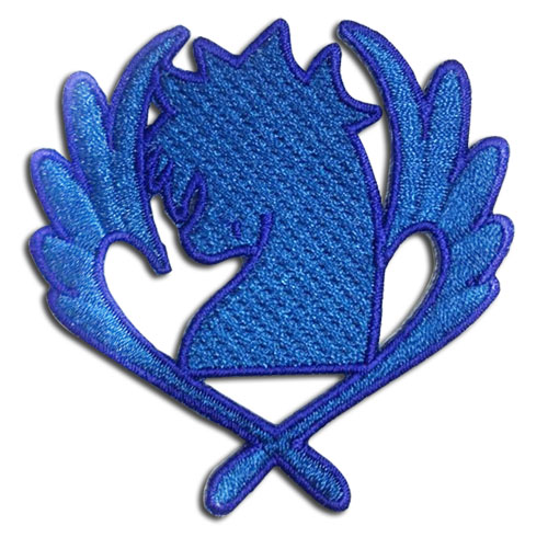 Fairy Tail - Blue Pegasus Patch, an officially licensed product in our Fairy Tail Patches department.