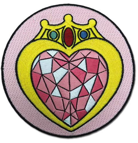 Sailor Moon S - Prism Heart Compact Patch, an officially licensed product in our Sailor Moon Patches department.