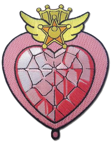 Sailor Moon Super S - Chibimoon Compact Patch, an officially licensed product in our Sailor Moon Patches department.