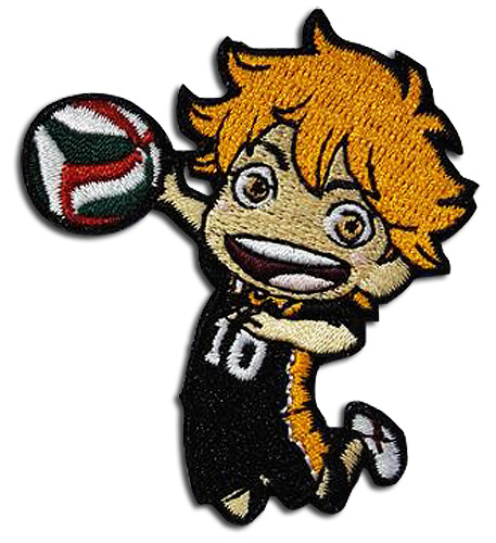 Haikyu!! - Shoyo Patch, an officially licensed product in our Haikyu!! Patches department.