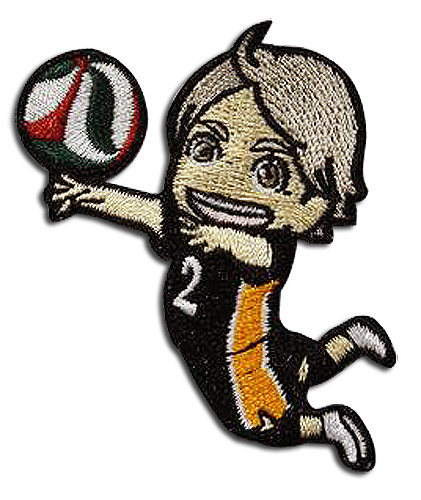 Haikyu!! - Koshi Patch, an officially licensed product in our Haikyu!! Patches department.