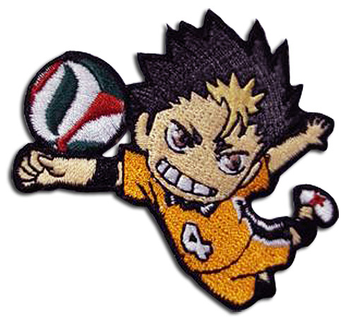Haikyu!! - Yu Patch, an officially licensed product in our Haikyu!! Patches department.