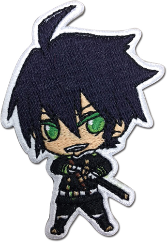 Seraph Of The End - Yuchiro Patch, an officially licensed product in our Seraph Of The End Patches department.
