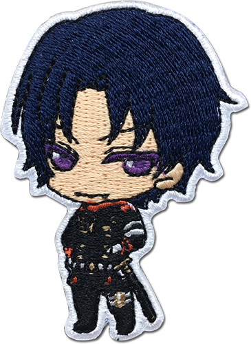 Seraph Of The End - Guren Patch, an officially licensed product in our Seraph Of The End Patches department.