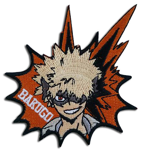 My Hero Academia - Katsuki Patch, an officially licensed product in our My Hero Academia Patches department.