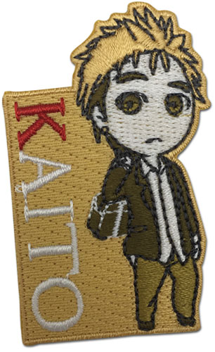 Ajin - Kaito Patch, an officially licensed product in our Ajin Patches department.
