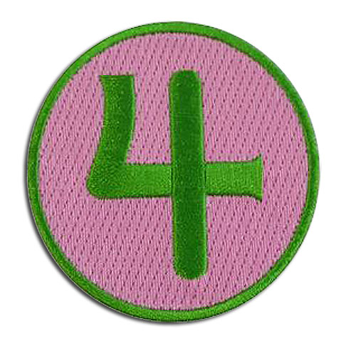 Sailor Moon - Jupiter Icon Patch, an officially licensed product in our Sailor Moon Patches department.