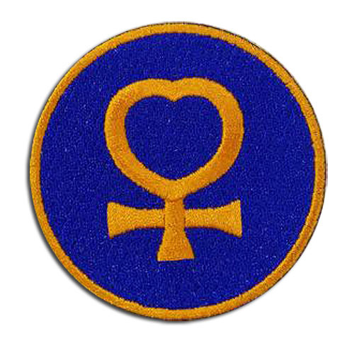 Sailor Moon - Venus Icon Patch, an officially licensed product in our Sailor Moon Patches department.