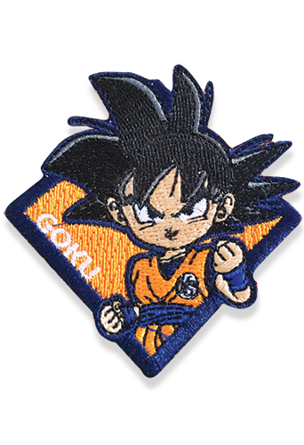 Dragon Ball Super - Goku #3 Patch, an officially licensed product in our Dragon Ball Super Patches department.