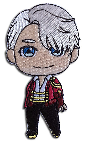 Yuri On Ice!!! -Sd Victor Patch, an officially licensed product in our Yuri!!! On Ice Patches department.