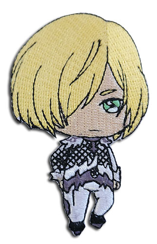 Yuri On Ice!!! - Sd Yurio Patch, an officially licensed product in our Yuri!!! On Ice Patches department.