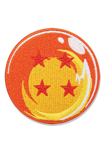 Dragon Ball Super - Dragon Ball #4 Patch, an officially licensed product in our Dragon Ball Super Patches department.