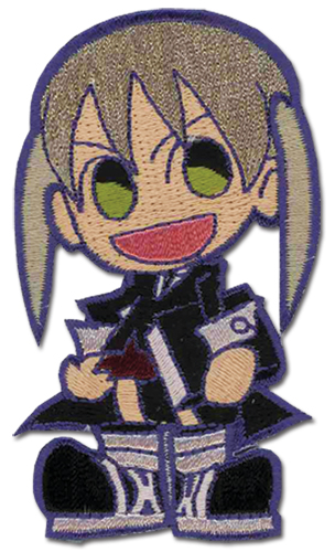 Soul Eater Maka Patch, an officially licensed product in our Soul Eater Patches department.