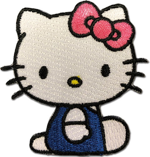 Hello Kitty - Hello Kitty 03 Patch, an officially licensed product in our Hello Kitty Patches department.