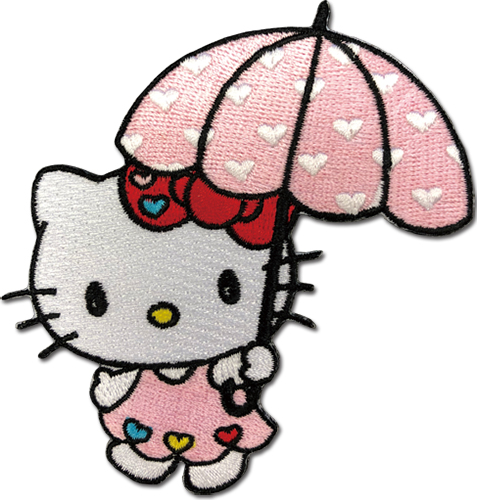 Hello Kitty - Hello Kitty 06 Patch, an officially licensed product in our Hello Kitty Patches department.