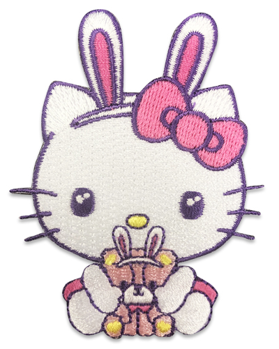 Hello Kitty - Hello Kitty 07 Patch, an officially licensed product in our Hello Kitty Patches department.