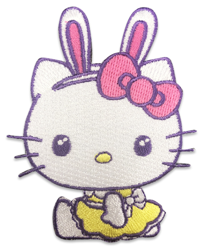 Hello Kitty - Hello Kitty 08 Patch, an officially licensed product in our Hello Kitty Patches department.