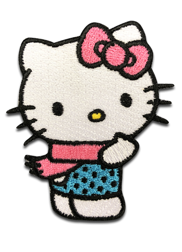 Hello Kitty - Hello Kitty 09 Patch, an officially licensed product in our Hello Kitty Patches department.